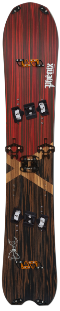 corvette splitboard 156 162 166